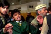 Pakistani school children targeted by Taliban