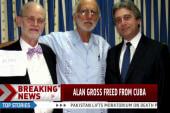 Three Cuban prisoners released