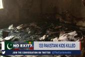 Reporter on Pakistan school: 'It was hellish'