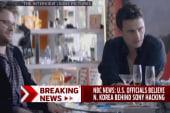 US officials believe N. Korea behind Sony...