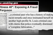 New info calls Ferguson decision into...