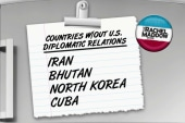 Time to update your diplomacy list