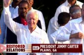 Jimmy Carter: Obama shows courage in Cuba...