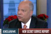 Homeland Security confident in Secret Service