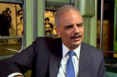 Eric Holder on policing and race relations...