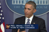 Obama: I want to work with Congress