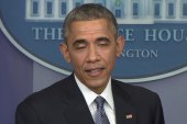 Pres. Obama: Sony made a mistake