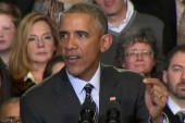Pres. Obama: 'We are better off'