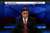 Saying goodbye to 'Stephen Colbert'