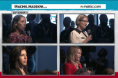 Obama takes questions from women only