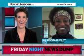Friday Night News Dump: Rising sun edition
