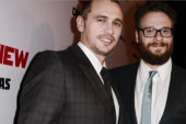 Franco, Rogen react to Sony hacking fallout
