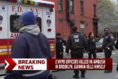 NYPD officers killed in ambush
