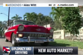 Cuba policy shift may mean new auto market
