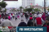 FBI begins look into missing Mexico students