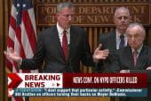 NYC mayor blasts media bias