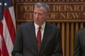 Obama, de Blasio face criticism over police