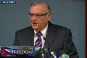 Joe Arpaio sues Obama over immigration order