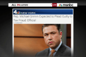 Grimm to plead guilty in 'Healthalicious'...