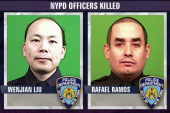 NYPD tragedy heightens tensions