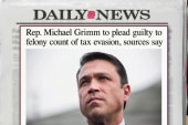 Michael Grimm to plead guilty to charges