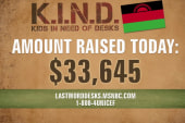 Your K.I.N.D. contributions this holiday...