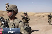 US combat mission ending in Afghanistan