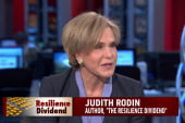 Judith Rodin on 'The Resilience Dividend'