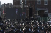 Tensions high between NYC officials, police