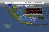 AirAsia pilots requested higher altitude