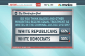 New poll indicates sharp divisions over race