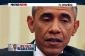 President Obama looks ahead to 2015