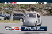 Driverless car set to hit the road in 2015