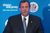 Christie's popularity dips at home