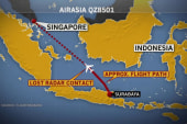 U.S. joins search for missing AirAsia plane