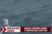 AirAsia confirms debris found from plane