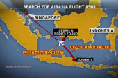 Bodies, debris found in AirAsia search area
