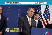 Self-preservation a likely factor for Boehner