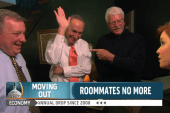 Lawmaker roommates pack up, say goodbye