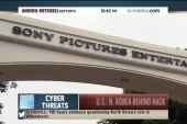 US: North Korea behind Sony hack