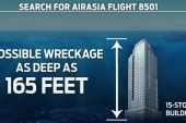 Bad weather hinders AirAsia plane search