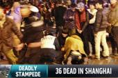 36 dead in Shanghai stampede