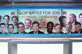 GOP field crowded ahead of 2016