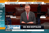 Harry Reid injured in workout accident