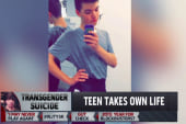 Transgender teen starts national conversation
