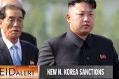 US imposes new sanctions on North Korea