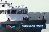 34 AirAsia victims recovered