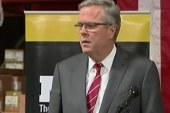 Jeb Bush becoming GOP frontrunner?