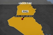US air base under daily ISIS fire in Iraq