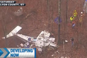 What's ahead for KY plane crash survivor?